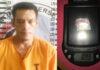 Seorang pria asal Desa Yukum Jaya, Kecamatan Terbanggi Besar, berinisial AF als AB (36), yang diringkus Polres Tulang Bawang karena membawa narkoba